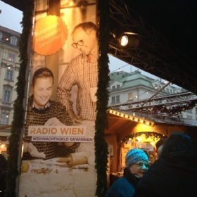 .. sponsored by Radio Wien