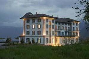 Villa Honegg luxury hotel near Bürgenstock