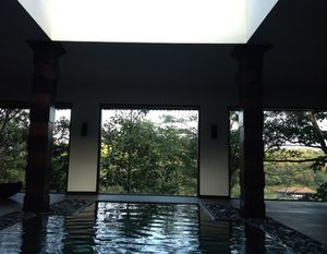 My own private pool