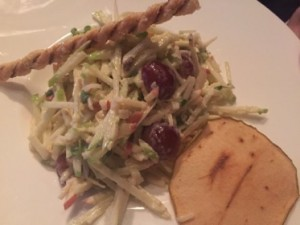 The Bull & Bear's Waldorf salad