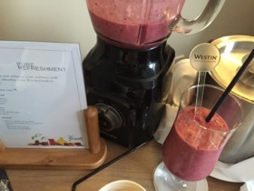 Make your own smoothie