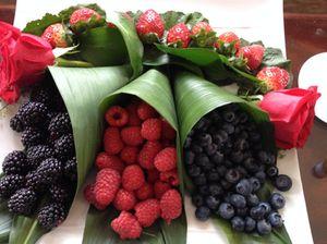 Berries await in suite 236