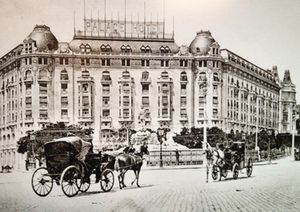The Palace, 1912