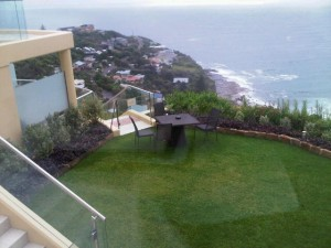 Scenic view from the only Relais & Chateaux property in Australia, Jonah's