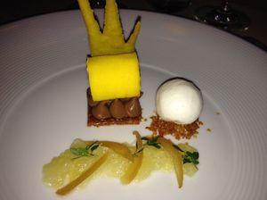 .. his Menton lemon plate