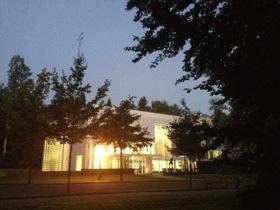 Baden-Baden's Burda Museum ..