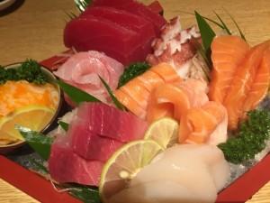 Freshest Myanmar sashimi